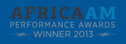 Africa AM Performance Awards Winner 2013