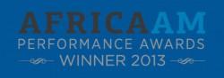 Africa AM Performance Awards Winner 2013